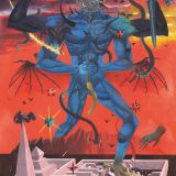 Pochette The Telluric Ashes Of The Ö Vrth Immemorial Gods