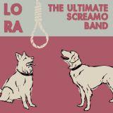 Pochette Split avec The Ultimate Screamo Band