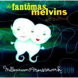 Pochette de Millenium monsterwork (split avec Melvins Big Band)