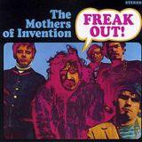 Pochette Freak Out (avec les Mothers of Invention)