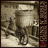 Pochette de Chinese Democracy