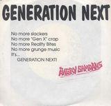 Pochette Generation Next ep