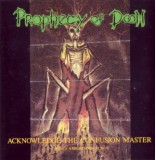 Pochette Acknowledge the Confusion Master / Split with Prophecy Of Doom