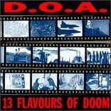 Pochette 13 Flavours of Doom
