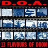 Pochette 13 Flavours of Doom