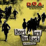 Pochette Don't Turn Yer Back On Desperate Times ep