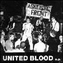 Pochette United Blood