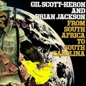 Pochette From South Africa to South California (w. Brian Jackson)