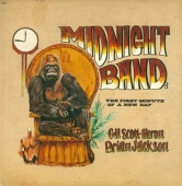 Pochette Midnight Band- The First Minute of a New Day (w. Brian Jackson)