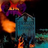 Pochette Darkness Descends