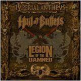 Pochette Imperial Anthems Vol. 11 (split avec Hail Of Bullets)