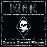 Pochette Deceiver.Diseased.Miasmic
