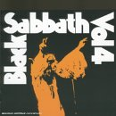 Pochette Black Sabbath : Vol 4