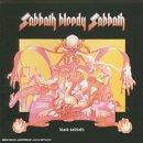 Pochette de Sabbath Bloody Sabbath