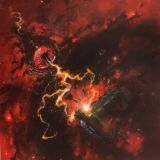 Pochette Resonance: Crimson Void (split avec Aureole)