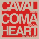 Pochette Cavalcades/Coma Regalia/Heart On My Sleeve split 10