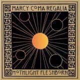Pochette Split avec  Marcy - Mothlight - Flesh Born