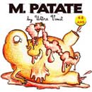 Pochette de Monsieur Patate
