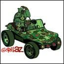 Pochette de Gorillaz