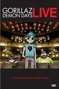 Pochette de Demon Days Live