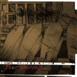 Pochette Four Burials (split avec Otesanek, Loss, Orthodox)