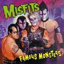 Pochette de Famous Monsters