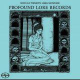 Pochette Label Showcase - Profound Lore Records (split avec Pallbearer, Wolvhammer, Loss, The Atlas Moth)
