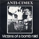 Pochette Victims of a Bombraid 7''