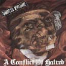 Pochette A Conflict of Hatred