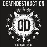 Pochette Fuck Yeah (Live EP)
