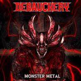 Pochette Monster Metal (split avec Balgeroth, Blood God)