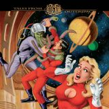 Pochette Tales From Outerspace : An Octaman's Odyssey