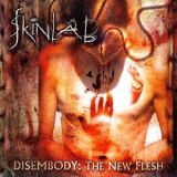 Pochette de Disembody: The New Flesh