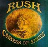 Pochette Caress of Steel