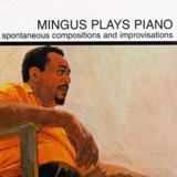 Pochette Mingus Plays Piano