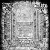 Pochette Entwined In Sepulchral Darkness (split avec Demonic Oath)