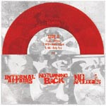 Pochette 3 Way Split avec No Turning Back & Internal Affairs