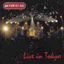 Pochette Live In Tokyo EP