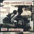 Pochette Split CD avec The Chinkees