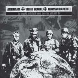 Pochette The World Will Fall Soon And We All Will Die (split avec Third Degree, Herman Rarebell)