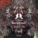 Pochette Triad (Split avec Made Out Of Babies, Red Sparowes)