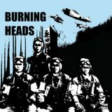 Pochette Burning Heads