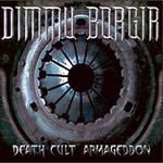 Pochette de Death Cult Armageddon
