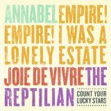 Pochette Split avec Annabel, Joie De Vivre, The Reptilian