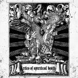 Pochette Rites Of Spiritual Death (split avec Creeping)