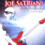 Pochette Satchurated: Live in Montreal
