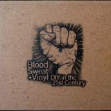 Pochette de Blood, Sweat And Vinyl : DIY in The 21st Century