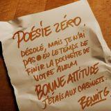 Pochette Bonne Attitude