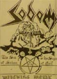 Pochette Witching Metal