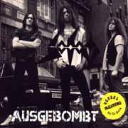 Pochette Ausgebombt